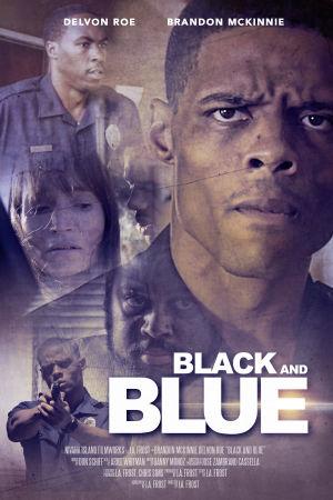 Cánh Sát Da Màu - Black And Blue