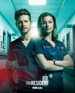 Bác Sĩ Mỹ Phần 2 The Resident Season 2.Diễn Viên: Elyse Maloway,Erin Matthews,Vincent Tong