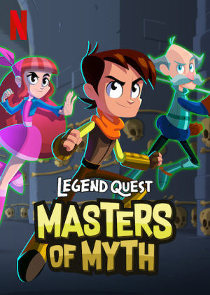 Nhiệm Vụ Thế Kỷ Phần 1 Legend Quest: Masters Of Myth Season 1