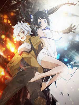 Dungeon Ni Deai Wo Motomeru No Wa Machigatteiru Darou Ka Iii - Is It Wrong To Try To Pick Up Girls In A Dungeon? Iii