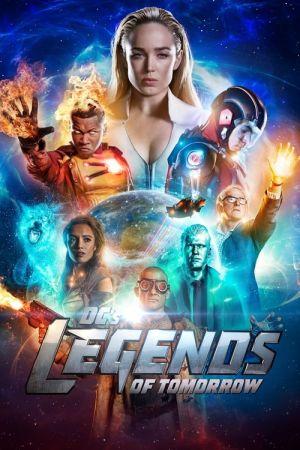 Huyền Thoại Của Ngày Mai Phần 5 - Dcs Legends Of Tomorrow Season 5