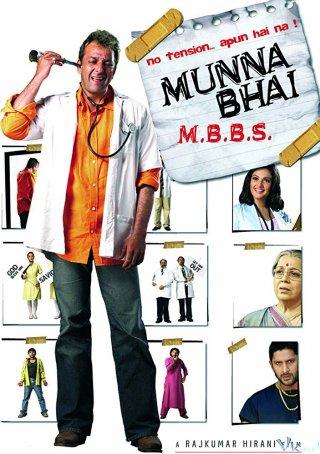 Bác Sĩ Găng Tơ - Munna Bhai M.b.b.s.
