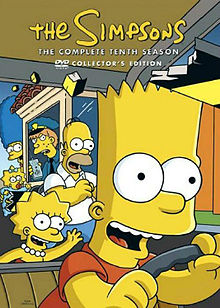 Gia Đình Simpson Phần 10 The Simpsons Season 10.Diễn Viên: Shondaland,Mark Gordon Company,The Touchstone Television