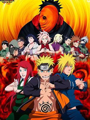 Naruto Shippuuden: Sức Mạnh Vĩ Thú - Cuộc Phiêu Lưu Gió Xoáy Việt Sub (2012)
