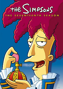 Gia Đình Simpson Phần 17 The Simpsons Season 17.Diễn Viên: Ashley Tisdale,Jonathan Banks,Justin Long