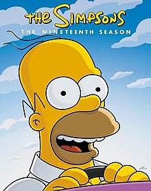 Gia Đình Simpson Phần 19 - The Simpsons Season 19