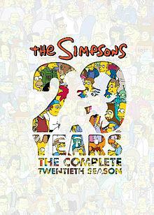Gia Đình Simpson Phần 20 The Simpsons Season 20