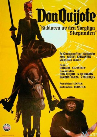 Don Quijote Xứ Mancha - Don Kikhot