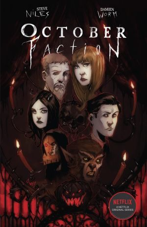 Gia Đình Thợ Săn Quỷ Phần 1 October Faction Season 1.Diễn Viên: Lee Seung Gi,Lee Hong Gi,Soyou,Cheetah,Bae Yoon Jeong,Choi Young Joon,May J Lee