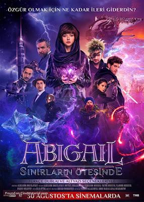 Phép Thuật Của Abigail - Abigail