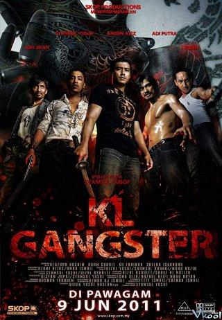Giang Hồ Mã Lai Kl Gangster.Diễn Viên: Aaron Aziz,Rosyam Nor,Zizan Razak