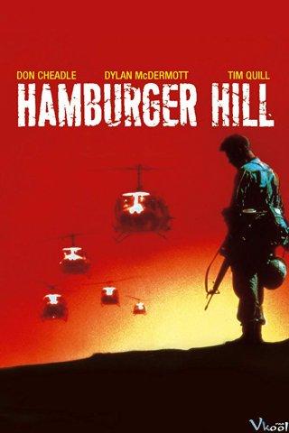 Đồi Thịt Băm Hamburger Hill.Diễn Viên: Oorlogswinter