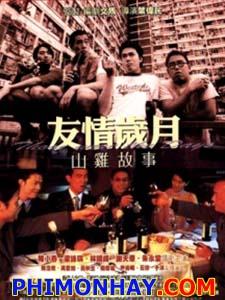 Người Trong Giang Hồ: Thiếu Niên Hạo Nam - Young And Dangerous: Prequel
