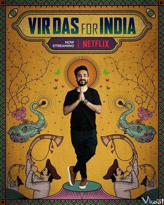 Vir Das: Vì Nước Ấn - Vir Das: For India
