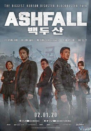 Đại Thảm Họa Núi Baekdu Ashfall