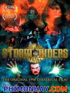 Phong Vân 1 - The Storm Riders