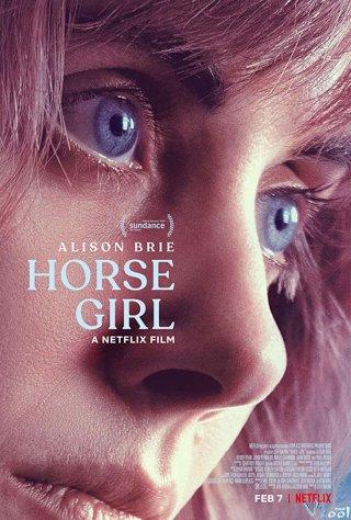 Cô Gái Cùng Bầy Ngựa Horse Girl