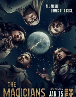 Hội Pháp Sư Phần 5 The Magicians Season 5.Diễn Viên: John Hurt,Bradley James,Colin Morgan