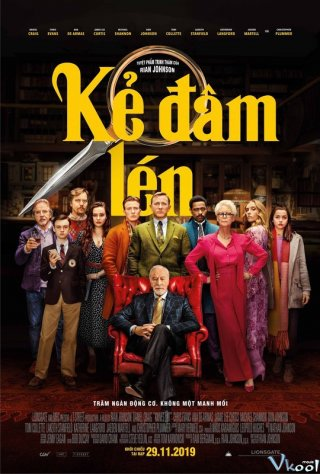 Kẻ Đâm Lén - Knives Out