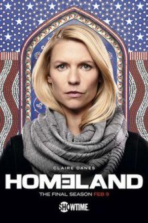 Người Hùng Trở Về Phần 8 Đất Mẹ 8: Homeland Season 8