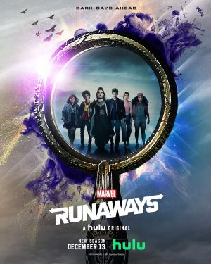 Biệt Đội Runaways Phần 3 Marvel'S Runaways Season 3.Diễn Viên: Lee Seung Gi,Lee Hong Gi,Soyou,Cheetah,Bae Yoon Jeong,Choi Young Joon,May J Lee