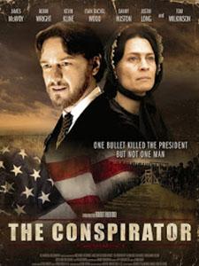 Kẻ Chủ Mưu The Conspirator.Diễn Viên: Robin Wright,James Mcavoy,Tom Wilkinson