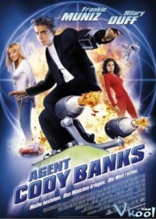 Điệp Viên Cody Banks - Agent Cody Banks Việt Sub (2003)