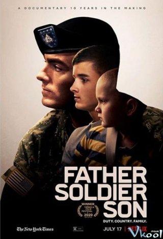 Người Cha, Người Lính, Người Con - Father Soldier Son Việt Sub (2020)