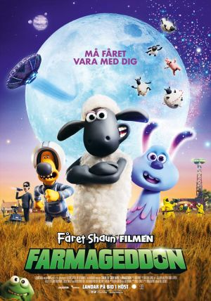 Shaun The Sheep: Người Bạn Ngoài Hành Tinh - A Shaun The Sheep Movie: Farmageddon