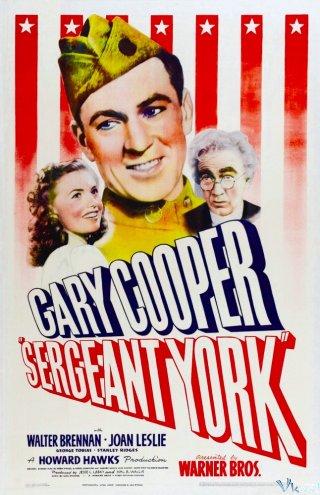 Trung Sĩ York Sergeant York.Diễn Viên: Cổ Thiên Lạc,Quách Phú Thành