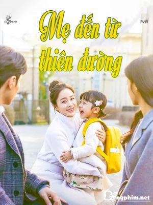 Mẹ Đến Từ Thiên Đường Hi Bye Mama!.Diễn Viên: Ngụy Đại Huân,Trịnh Hợp Huệ Tử,Trần Ngọc Kỳ