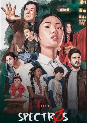 Cuộc Đụng Độ Ma Quái Phần 1 - Spectros Season 1 Việt Sub (2020)