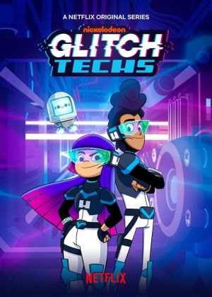 Miko Và High Five Phần 1 - Glitch Techs Season 1