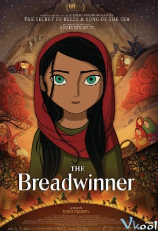 Cô Bé Dũng Cảm The Breadwinner.Diễn Viên: Daniel Brühl,Chris Hemsworth,Olivia Wilde