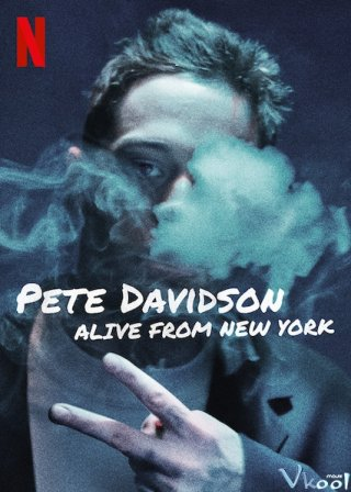 Sống Từ New York Pete Davidson: Alive From New York.Diễn Viên: Bruce Campbell,Keith David,Nick Wolfhard