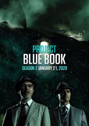 Truy Tìm Ufo 2 Project Blue Book Season 2