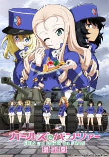 Girls & Panzer: Saishuushou Part 2 Girls Und Panzer Das Finale