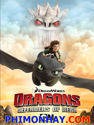 Những Câu Chuyện Về Rồng Phần 2 Dreamworks Dragons: Defenders Of Berk.Diễn Viên: Larry The Cable Guy,Keith Ferguson,Owen Wilson,Tom Kenny