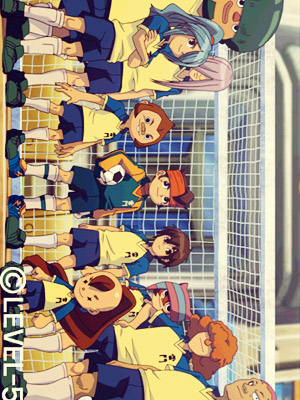Inazuma Eleven Inazuma Irebun, Lightning Eleven.Diễn Viên: Frontier Works,Media Factory,Movic,At,X,White Fox,Kadokawa Pictures Japan,Mages