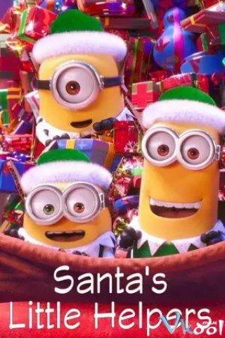 Người Giúp Việc Nhỏ Bé Santas Little Helpers.Diễn Viên: Norman Reedus,Matthew Mercer,Eric Bauza