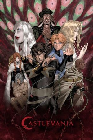 Ma Cà Rồng Castlevania 3 - Castlevania Season 3