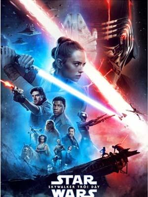 Chiến Tranh Giữa Các Vì Sao: Skywalker Trỗi Dậy Star Wars: The Rise Of Skywalker.Diễn Viên: Alycia Debnam Carey,Colman Domingo