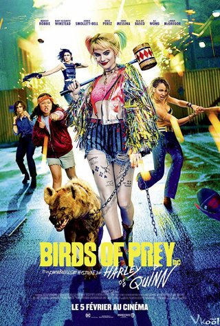 Cuộc Lột Xác Huy Hoàng Của Harley Quinn - And The Fantabulous Emancipation Of One Harley Quinn