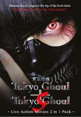 Ngạ Quỷ Vùng Tokyo Tokyo Ghoul S Live Action.Diễn Viên: Sebastian Cavazza,Stoya,Marusa Majer