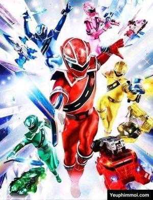 Chiến Đội Ma Tiến Mashin Sentai Kiramager.Diễn Viên: Eiza González,Dwayne Johnson,Vanessa Kirby