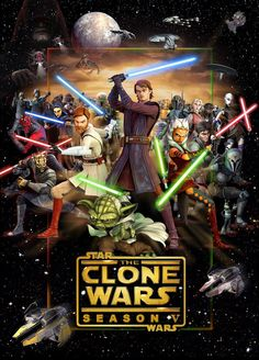 Chiến Tranh Giữa Các Vì Sao Phần 7 Star Wars: The Clone Wars Season 7.Diễn Viên: Emilia Clarke,Alden Ehrenreich