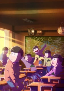 Mr. Osomatsu The Movie - Eiga No Osomatsu-San