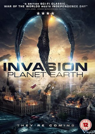 Không Gian Mê Hoặc 2: Cuộc Xâm Lăng Attraction 2: Invasion