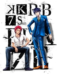 K: Seven Stories Movie 1 - R:b - Blaze - K-Project 7 Stories