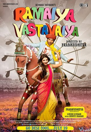 Tình Yêu Diệu Kỳ - Ramaiya Vastavaiya